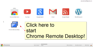 start-chrome-desktop